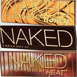 Urban Decay Naked palettes Vault bundle